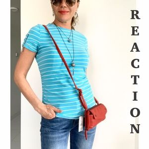 REACTION KENNETH COLE IN DEMAND MINI CROSSBODY BAG
